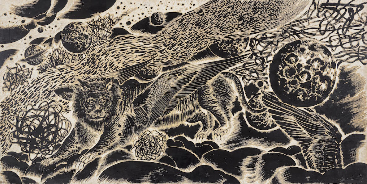 Sun Xun's RECONSTRUCTION OF THE UNIVERSE – High Precision Showcase at Art Basel in Miami