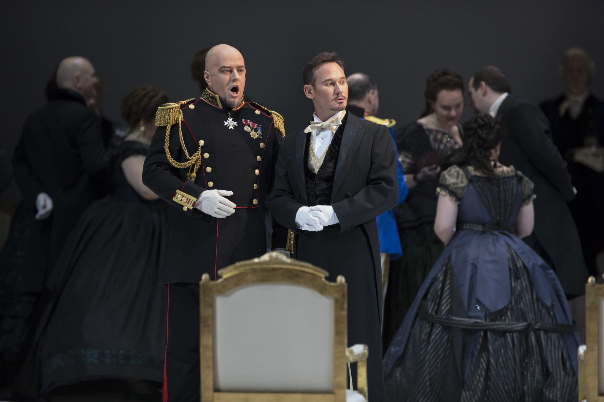 Lyric Opera EUGENE ONEGIN
