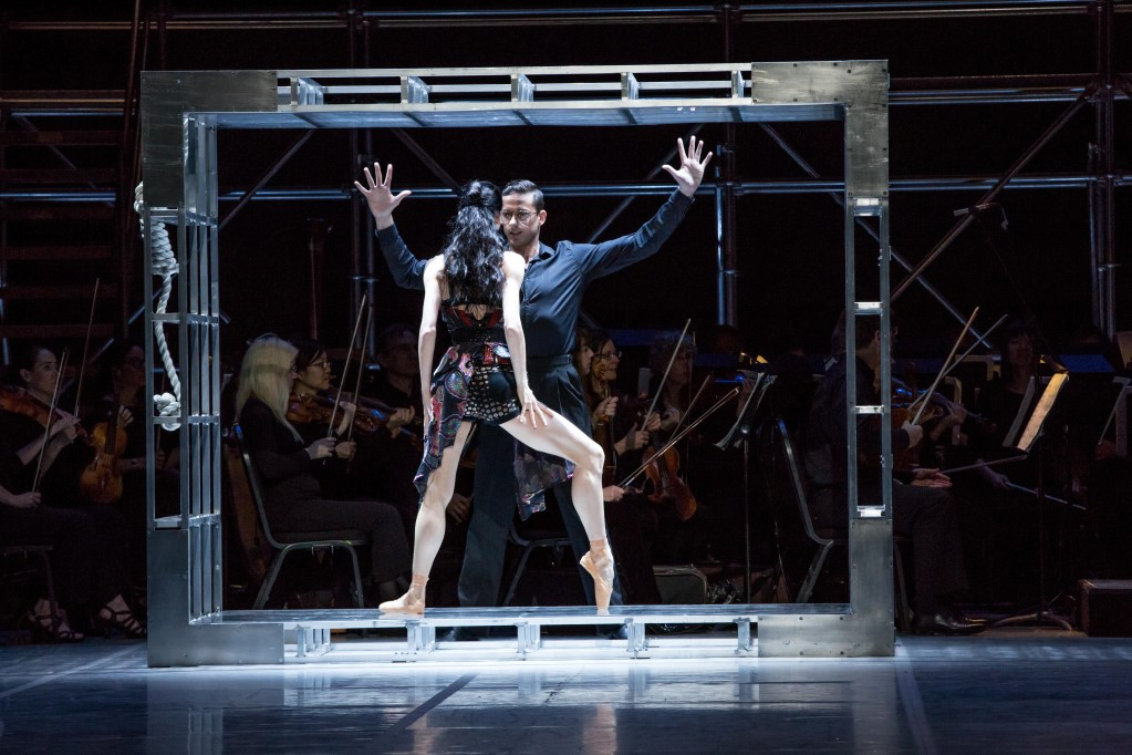 Joffrey Ballet Presents GLOBAL VISIONARIES Review