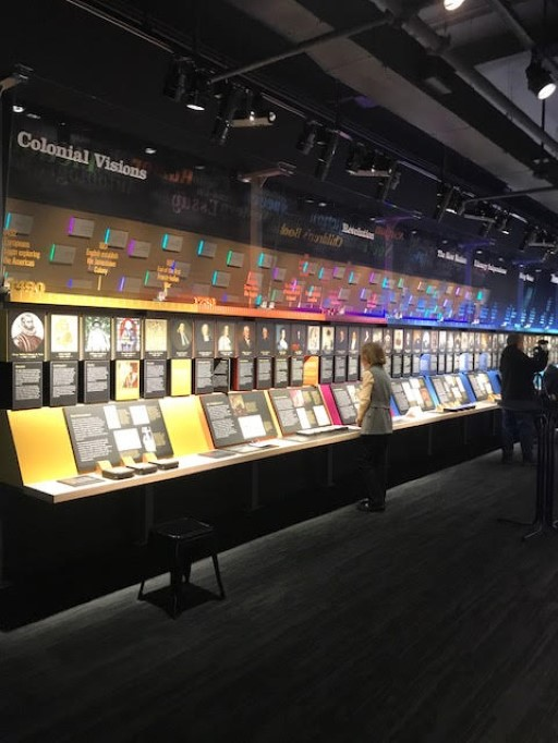American Writers Museum PREVIEW— Bibliophiles Rejoice