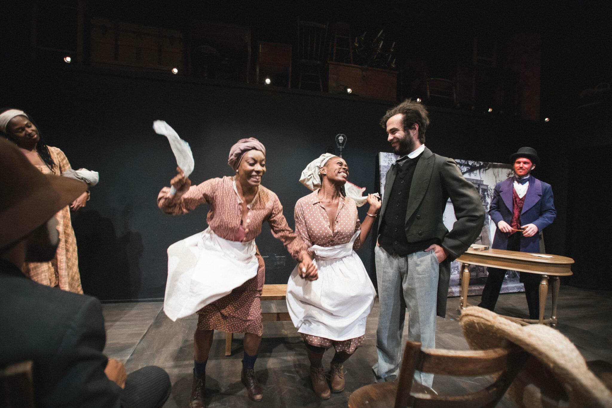 Definition Theatre AN OCTOROON