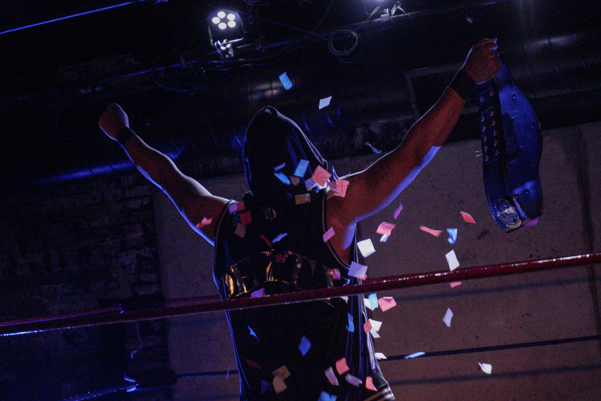 Red Theater Chicago THE ELABORATE ENTRANCE OF CHAD DEITY