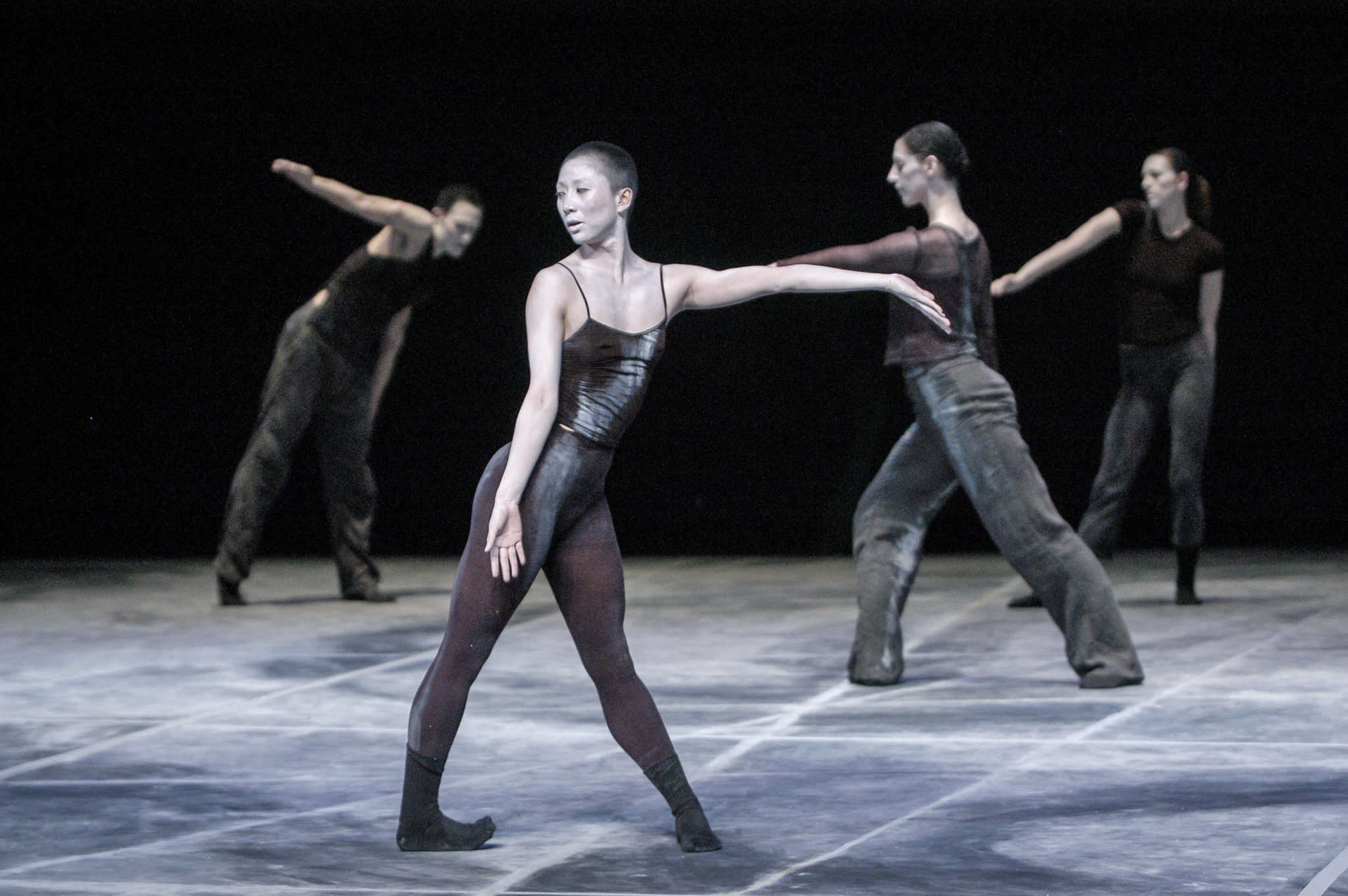 Auditorium Theatre SHEN WEI DANCE ARTS