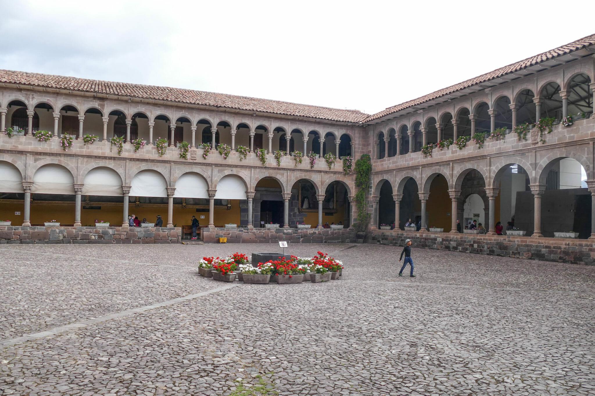 Qoricancha PERU
