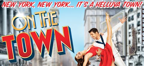 From the original On The Town poster.