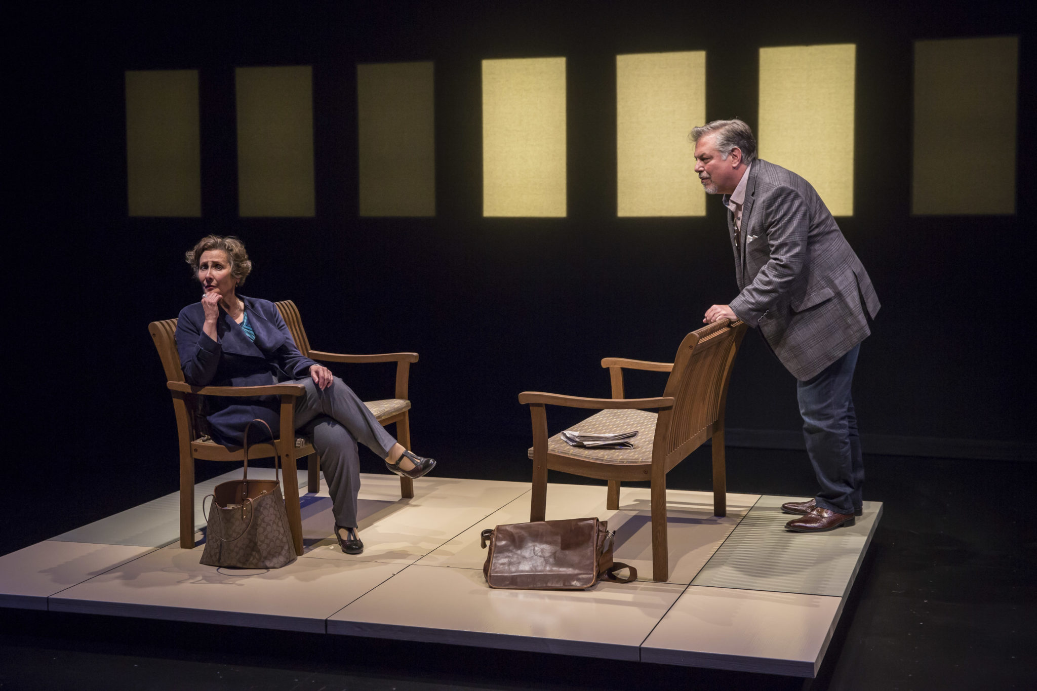 American Players Theatre THE UNEXPECTED MAN