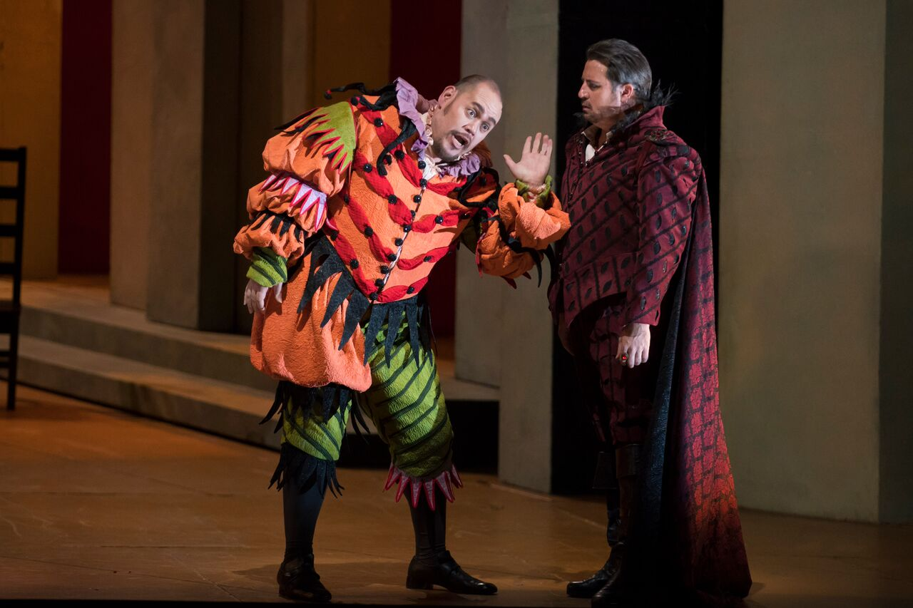 Lyric Opera RIGOLETTO