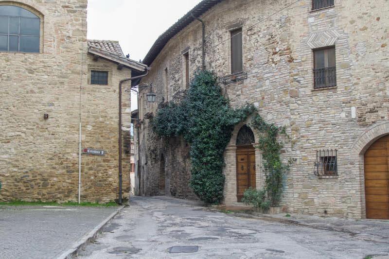 BEVAGNA Umbria Italy