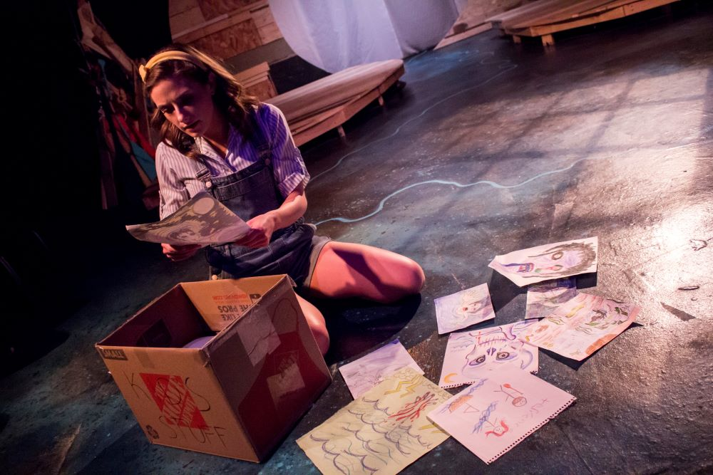 The Impostors Theatre Company STORIES FROM THE RIVER
