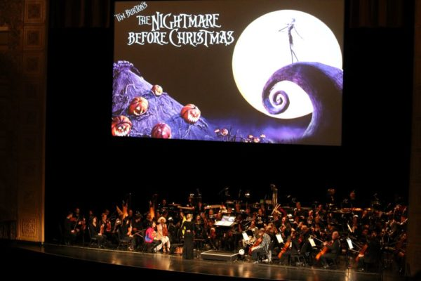 Auditorium Theatre NIGHTMARE BEFORE XMAS