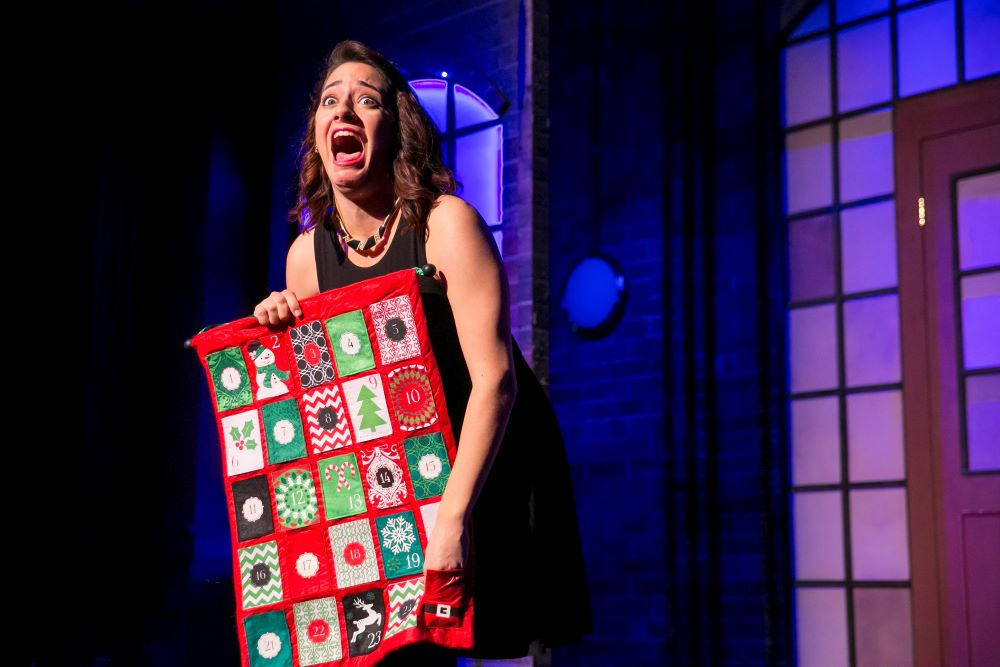 Second City THE SECOND CITY PRESENTS THE GOOD, THE BAD & THE UGLY SWEATER
