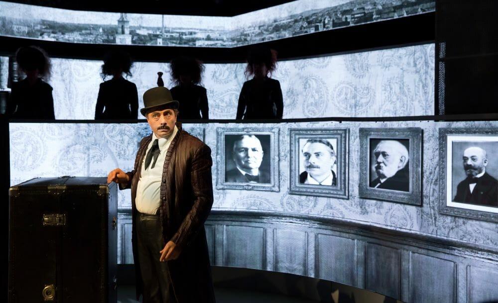 Budapest Operetta Theatre SEMMELWEIS